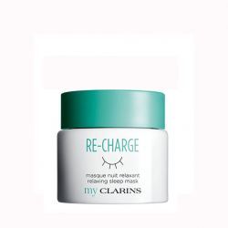 My Clarins Re-Charge Masque Nuit Relaxant Toutes Peaux